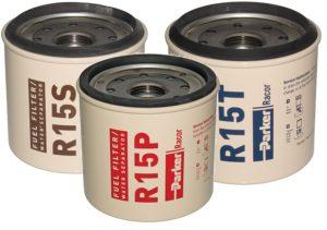 R15 Racor filter