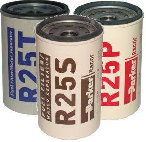 R25 racor filter